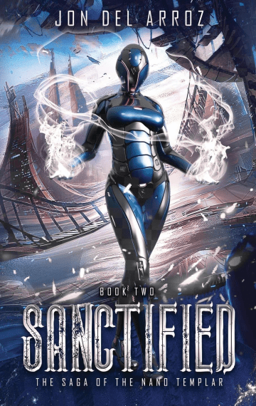Sanctified (Nano Templar 2)