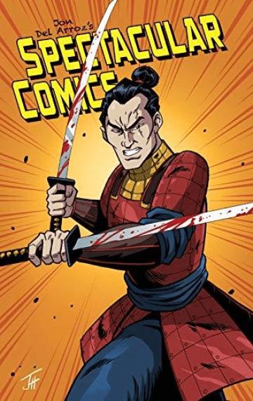 Spectacular Comics #1